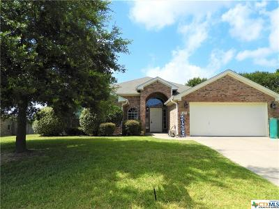 Belton Single Family Home For Sale: 1503 Loving Trail