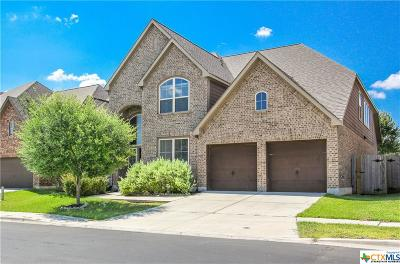 Seguin Single Family Home For Sale: 2155 Silo Ridge