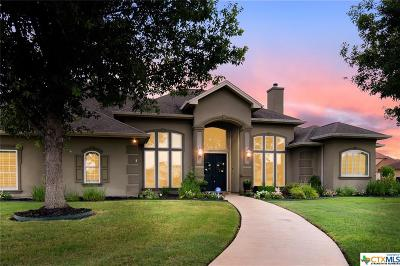 New Braunfels Single Family Home For Sale: 121 Perry Maxwell Court