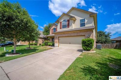 Copperas Cove  Single Family Home For Sale: 5311 Sulfur Spring Drive