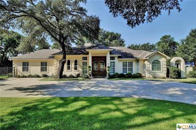 Salado Single Family Home For Sale: 351 Salado Creek Road