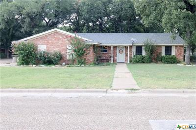 Gatesville Single Family Home For Sale: 2405 Osage Road