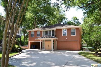 Seguin Single Family Home For Sale: 109 Paseo Del Rio
