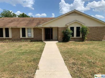 Kempner Single Family Home For Sale: 324 County Road 4932