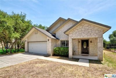 Hays County Single Family Home For Sale: 8 Pebblebrook Lane