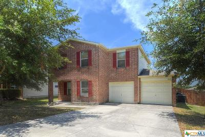 Schertz Single Family Home For Sale: 5120 Brookline