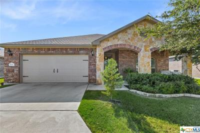 Temple Single Family Home For Sale: 504 Copper Ridge Loop