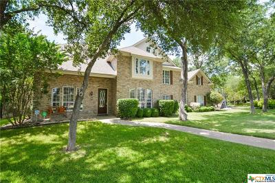 Belton Single Family Home For Sale: 1801 Canyon Springs Drive