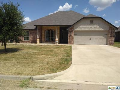 Belton Single Family Home For Sale: 603 Dusty Trail