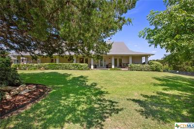 McLennan County Single Family Home For Sale: 1158 Bend Of The Bosque Road