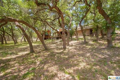 Canyon Lake Single Family Home For Sale: 219 Lois Lane