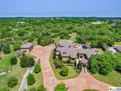New Braunfels Single Family Home For Sale: 1024 Spanish Trail