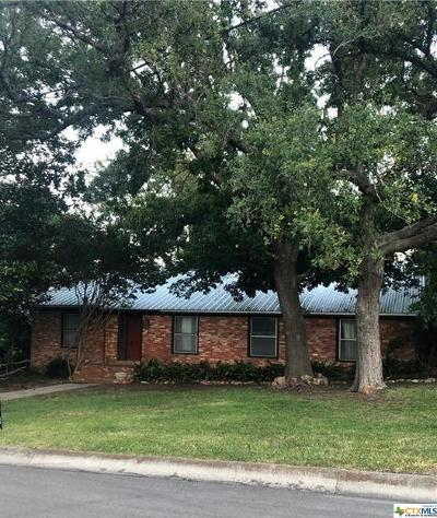 Lampasas Single Family Home For Sale: 908 W 3rd. Street