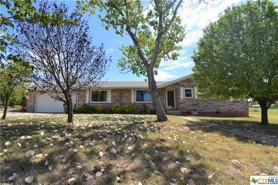 Killeen Single Family Home For Sale: 540 Shaw Lane