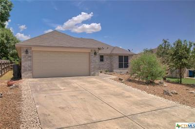 New Braunfels Single Family Home For Sale: 2213 Bentwood Drive