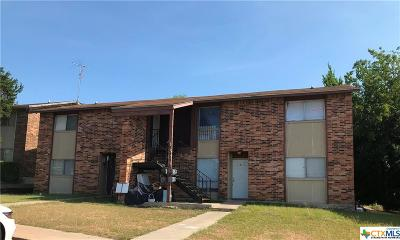 Harker Heights Multi Family Home For Sale: 1305 Indian Trail