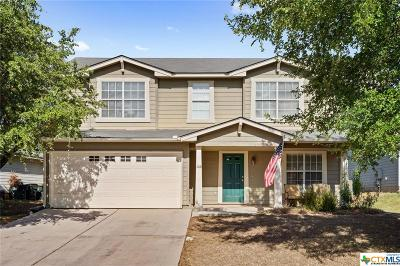 San Marcos Single Family Home For Sale: 105 Grant Court