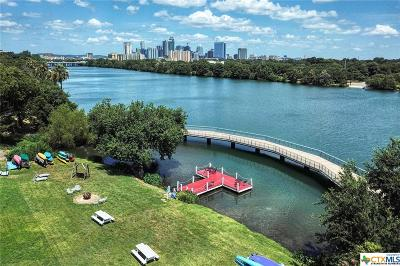 Austin Condo/Townhouse For Sale: 1818 S Lakeshore Boulevard #11