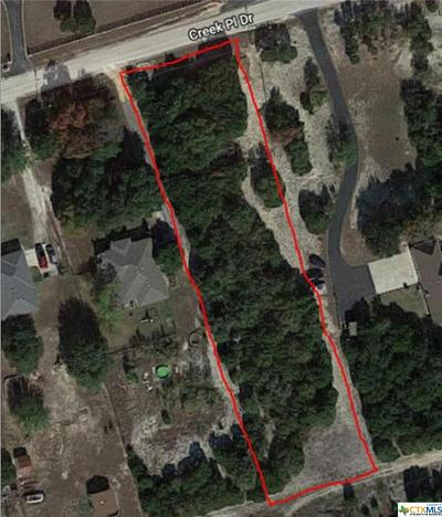 Killeen Residential Lots & Land For Sale: 2796 Creek Place Drive