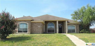 Killeen Single Family Home For Sale: 3401 Maid Marian Circle