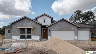 New Braunfels Single Family Home For Sale: 1330 Yaupon Loop