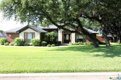 Harker Heights Single Family Home Pending: 318 Prospector Trail