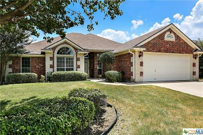 Harker Heights Single Family Home For Sale: 2013 Stonehenge Drive