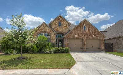 New Braunfels Single Family Home For Sale: 471 Wilderness Way