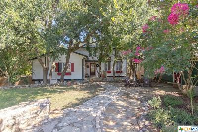 Salado Single Family Home For Sale: 4 & 8 Rock Creek