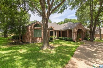 Salado Single Family Home For Sale: 2107 Highland Drive