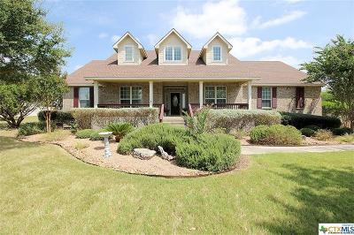 Canyon Lake TX Single Family Home For Sale: $415,900