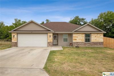 Belton Single Family Home For Sale: 24 Blue Roan Drive