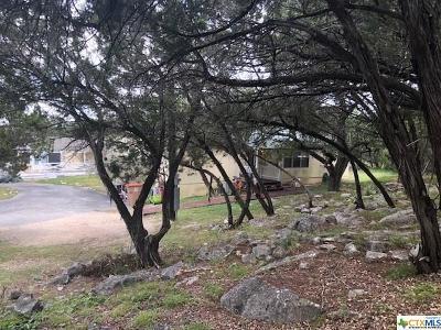 Canyon Lake Single Family Home For Sale: 1808 McIver
