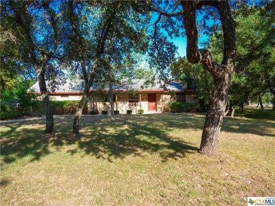 Salado Single Family Home Pending: 10943 Hodge Canyon Drive