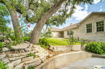 Canyon Lake Single Family Home For Sale: 2612 Connie Drive