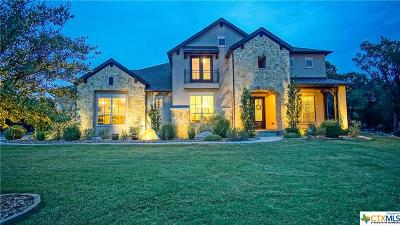 New Braunfels Single Family Home For Sale: 2326 Haven Bluff Court
