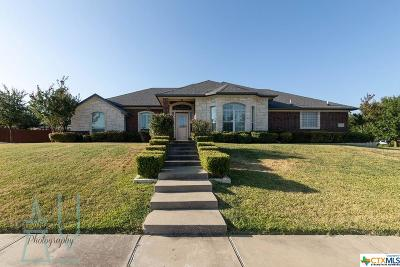 Killeen Single Family Home For Sale: 6003 Whispering Forest Circle