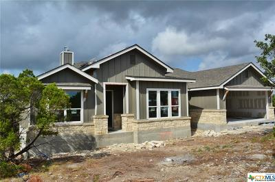 Canyon Lake Single Family Home For Sale: 1375 Parton Road
