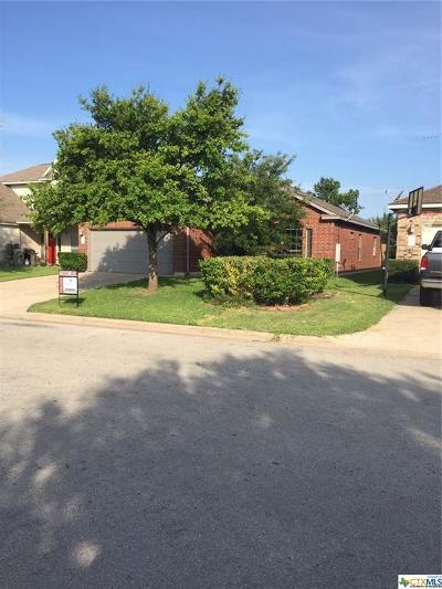 Jarrell Single Family Home For Sale: 247 Engineers Pass