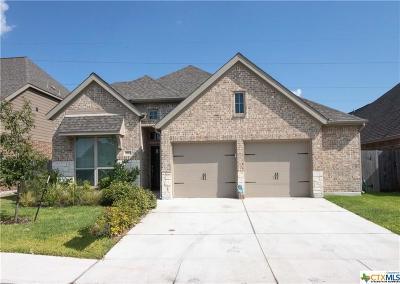 Seguin Single Family Home For Sale: 2113 Range Road
