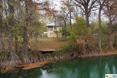 New Braunfels Single Family Home For Sale: 1262 Sleepy Hollow Lane
