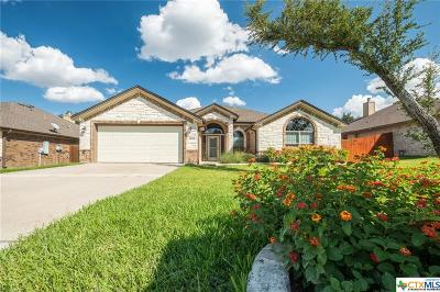 Belton Single Family Home For Sale: 3314 Ten Bits Drive
