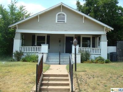 McLennan County Single Family Home For Sale: 2009 Gorman Avenue
