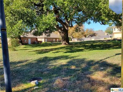 Temple Residential Lots & Land For Sale: 3702 Fall Creek Lane