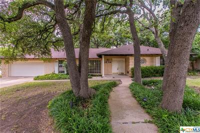 Temple Single Family Home For Sale: 3206 Las Cruces Boulevard