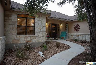 Canyon Lake Single Family Home For Sale: 1744 Desiree Street