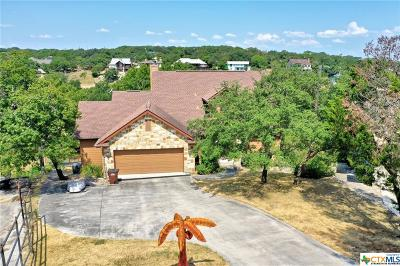 Canyon Lake Single Family Home For Sale: 151 Village Drive #2