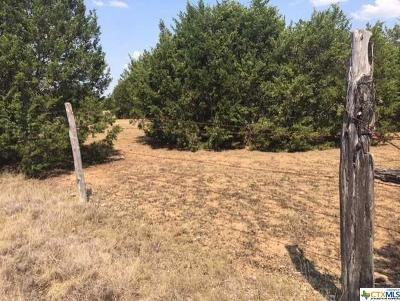 Killeen Residential Lots & Land For Sale: 000001 Stillman Valley Road
