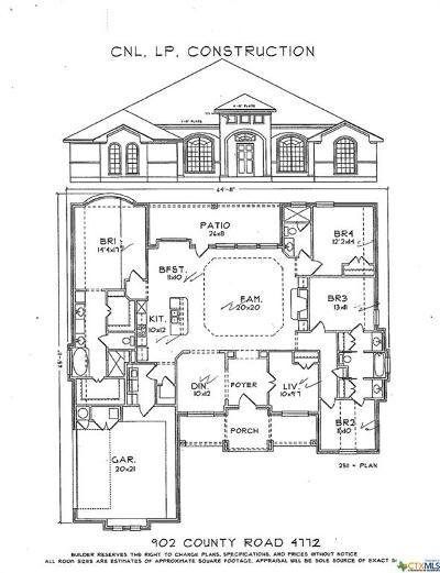 Kempner TX Single Family Home Pending: $335,900