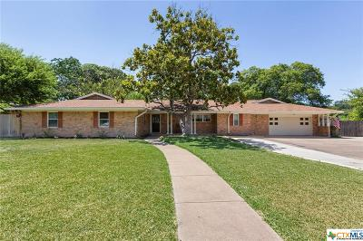 Temple Single Family Home For Sale: 4102 Walnut Road